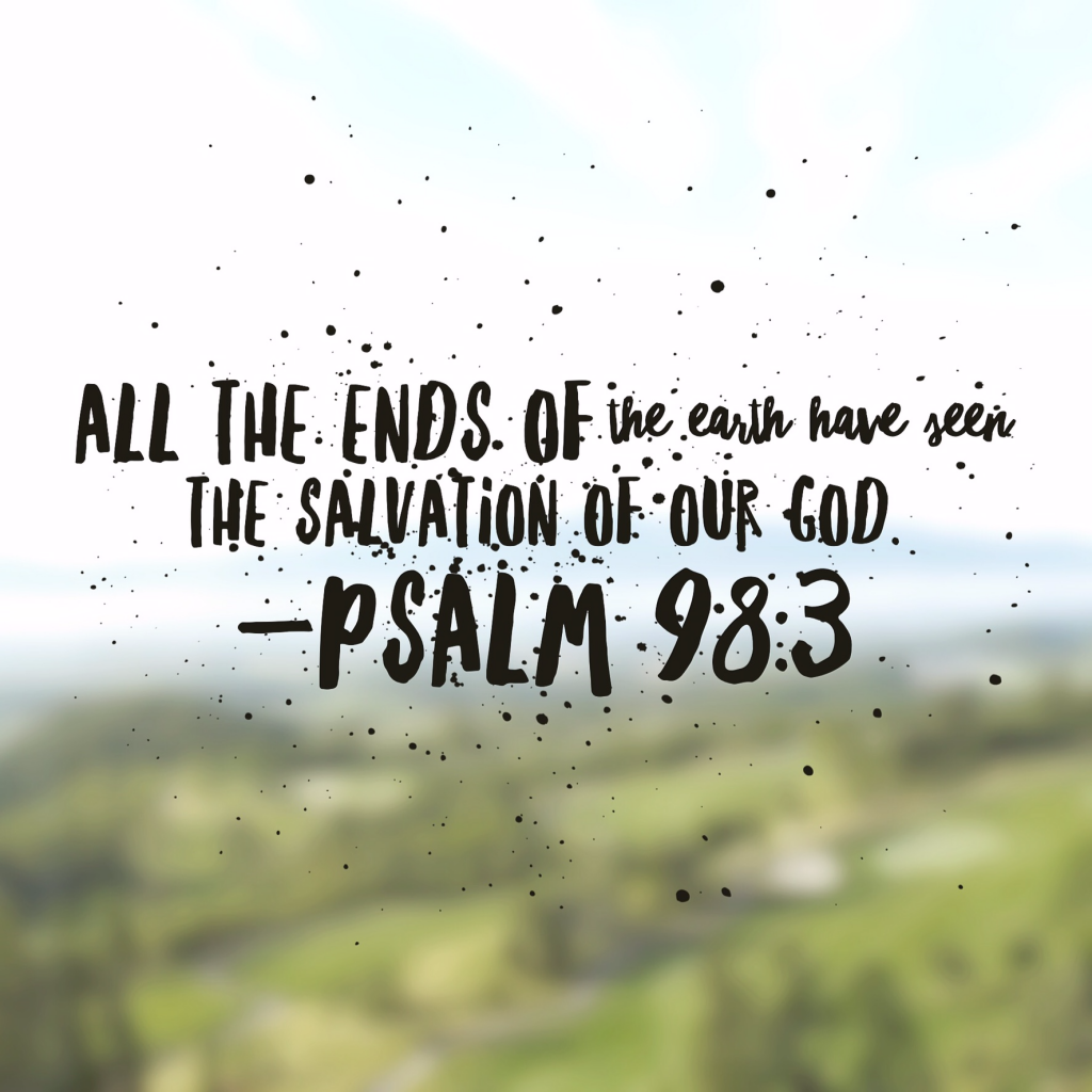 Searching for beauty? Salvation is beautiful! #everythingbeautiful#biblereading