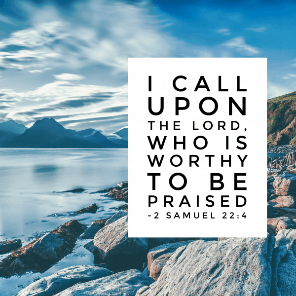 Who is worthy? While it seems to be the political question that floats these days, I'm thankful I know the only One who is worthy of my total praise.#praisehimanyway #especiallyelectionyear#biblereading