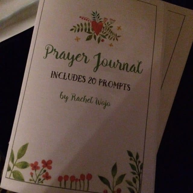 graphic relating to Free Printable Prayer Journal named Free of charge Printable Prayer Magazine -