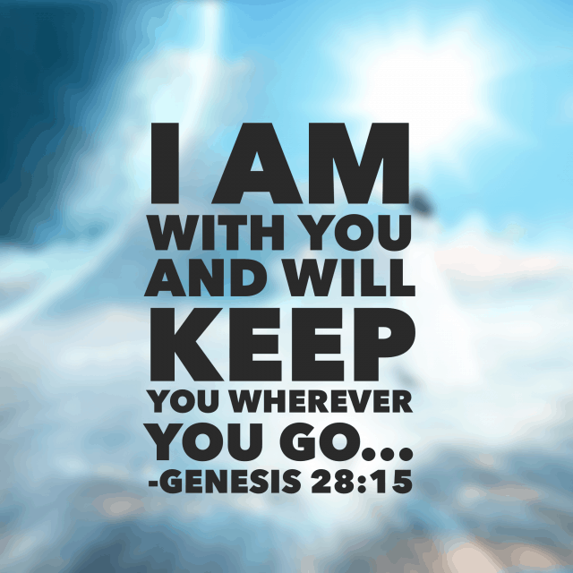 Bible Am Going To Deliver You: Never Alone Bible Reading Summary Week 1