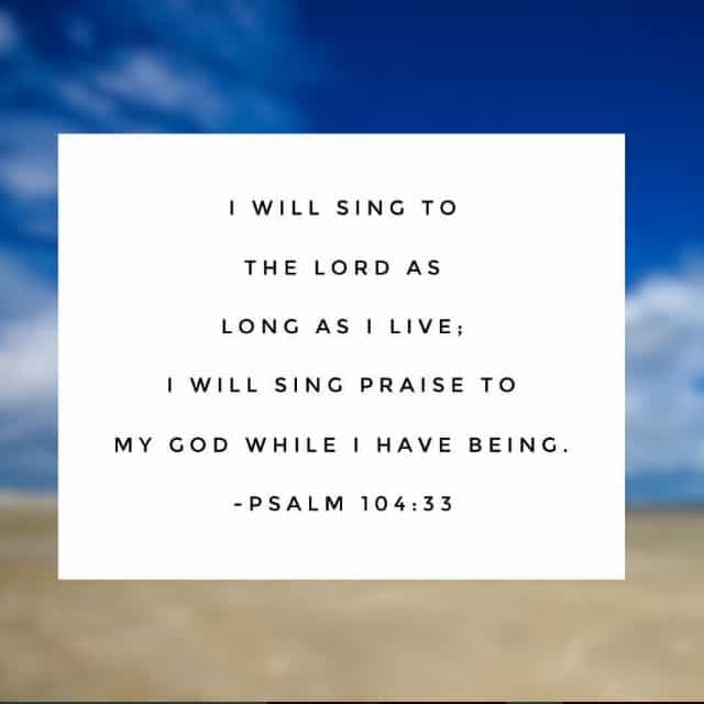 The psalmist understood his purpose in life. To glorify God no matter his journey. Meditating on this passage today.#praisehimanyway #biblereading