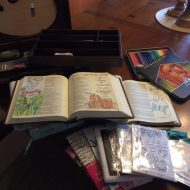 5 Ways to Use a Journaling Bible