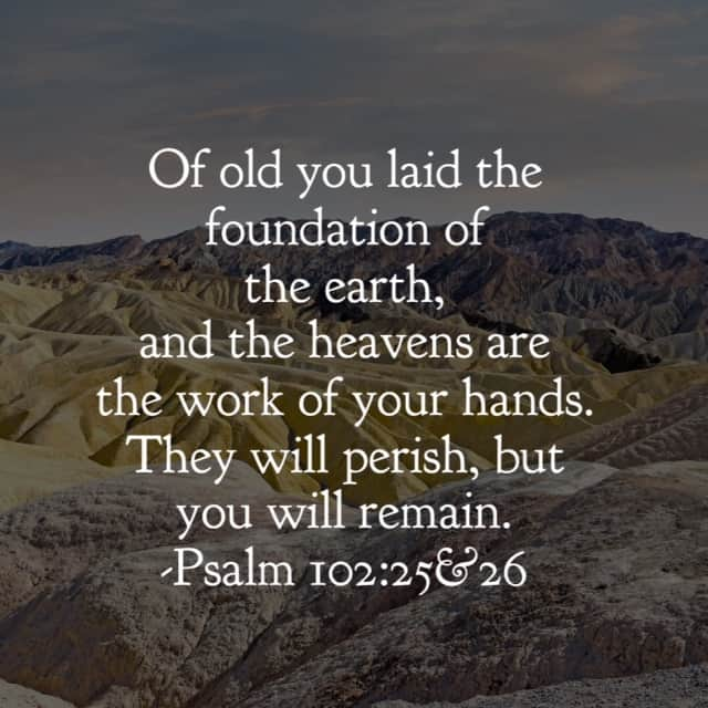 In light of eternity, our thought patterns should change. Our focus should be evident. Our faith steadfast. Happy Friday knowing that God is still on the throne and isn't going anywhere!#ourGodtheRock #biblereading