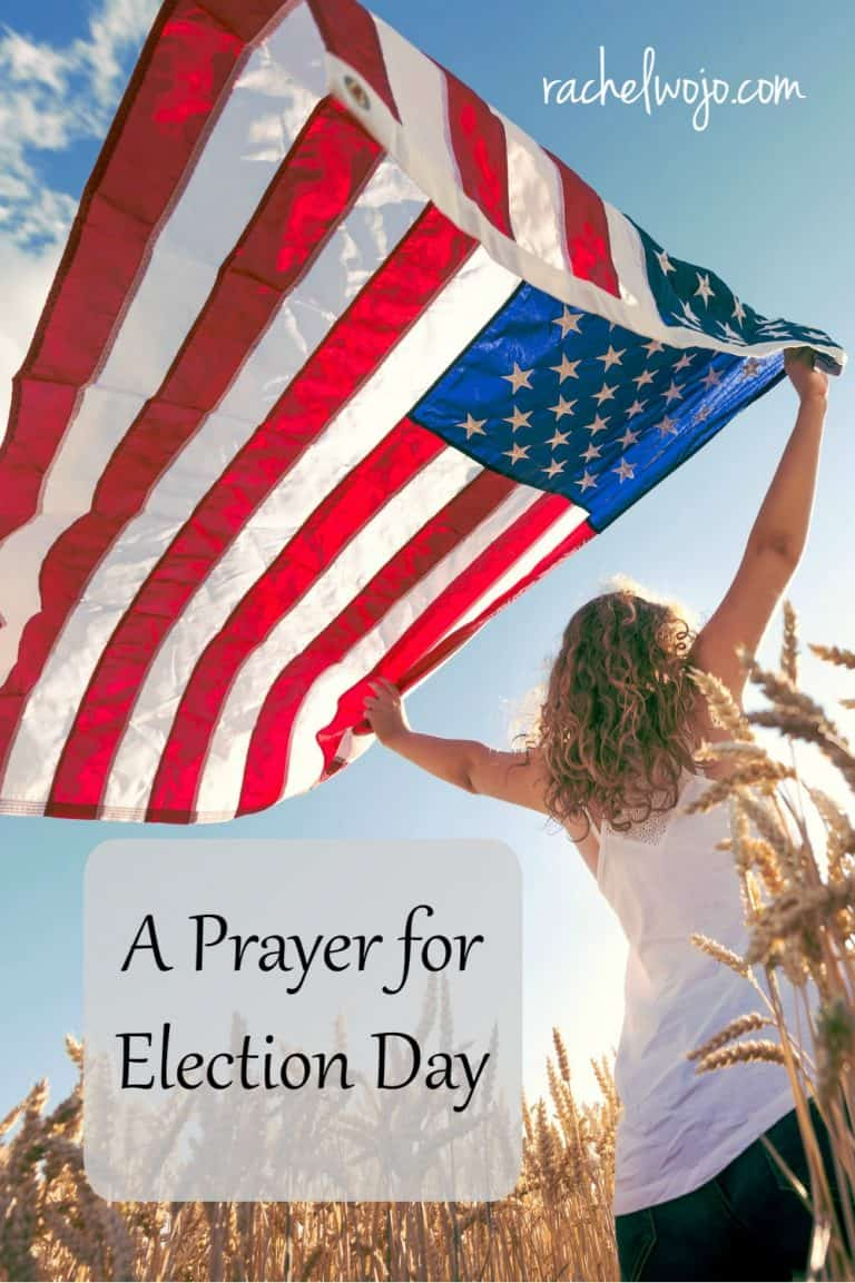A Prayer for Election Day