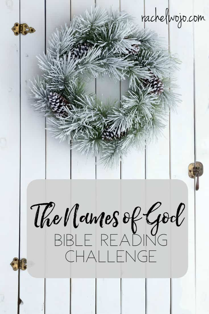 The Names of God Bible Reading Challenge