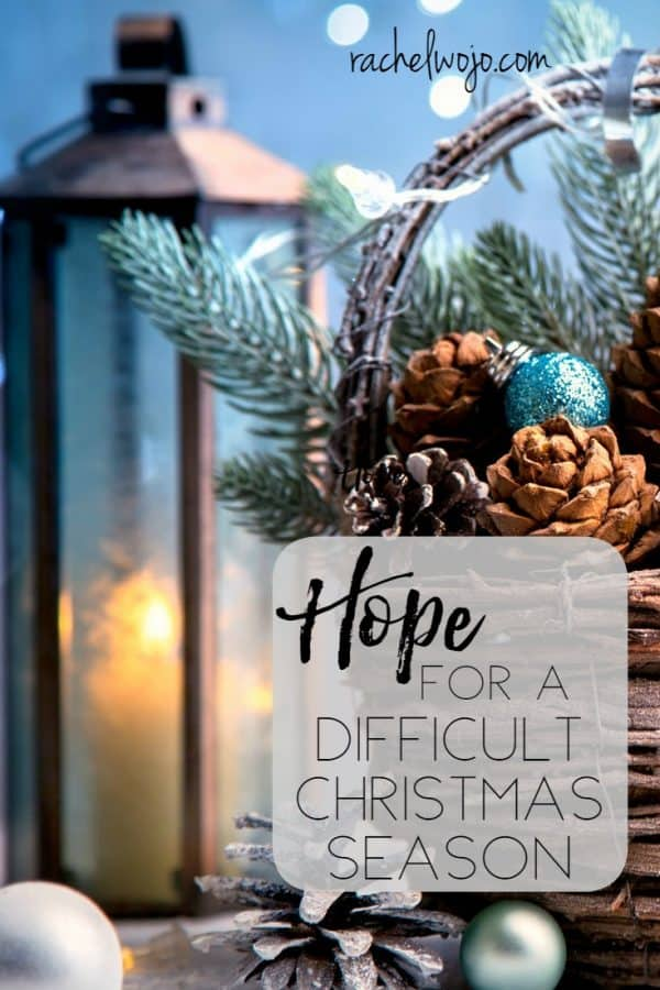Hope for A Difficult Christmas Season