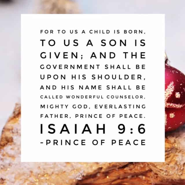 A child was born and so we celebrate the birth of Jesus, son of man and Son of God!! Merry Christmas!! #namesofgod #biblereading#biblereadingplan Day 25