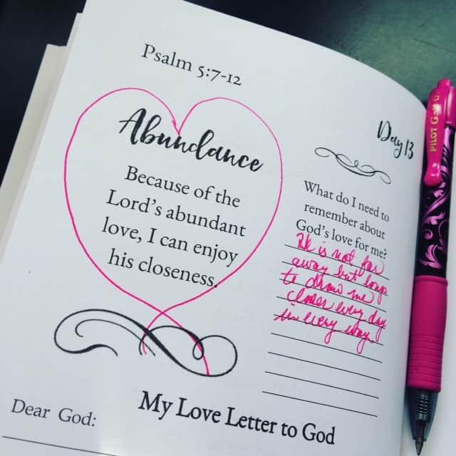 True Love Bible Reading Summary Week 2 RachelWojo