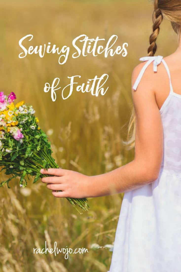 Sewing Stitches of Faith