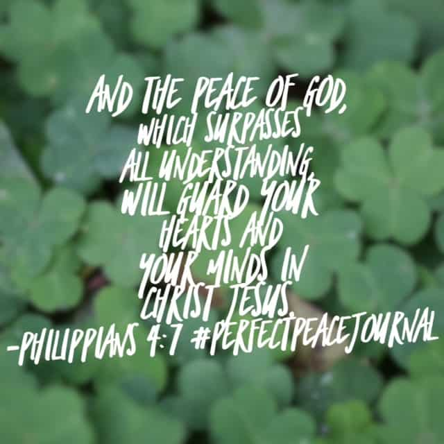 Don't be anxious but instead, tell God about your concerns. Then his peace will flood your soul in unexpected and unexplainable ways!! Hope you're having a wonderful Wednesday!! #perfectpeacejournal #biblereading#biblereadingplan