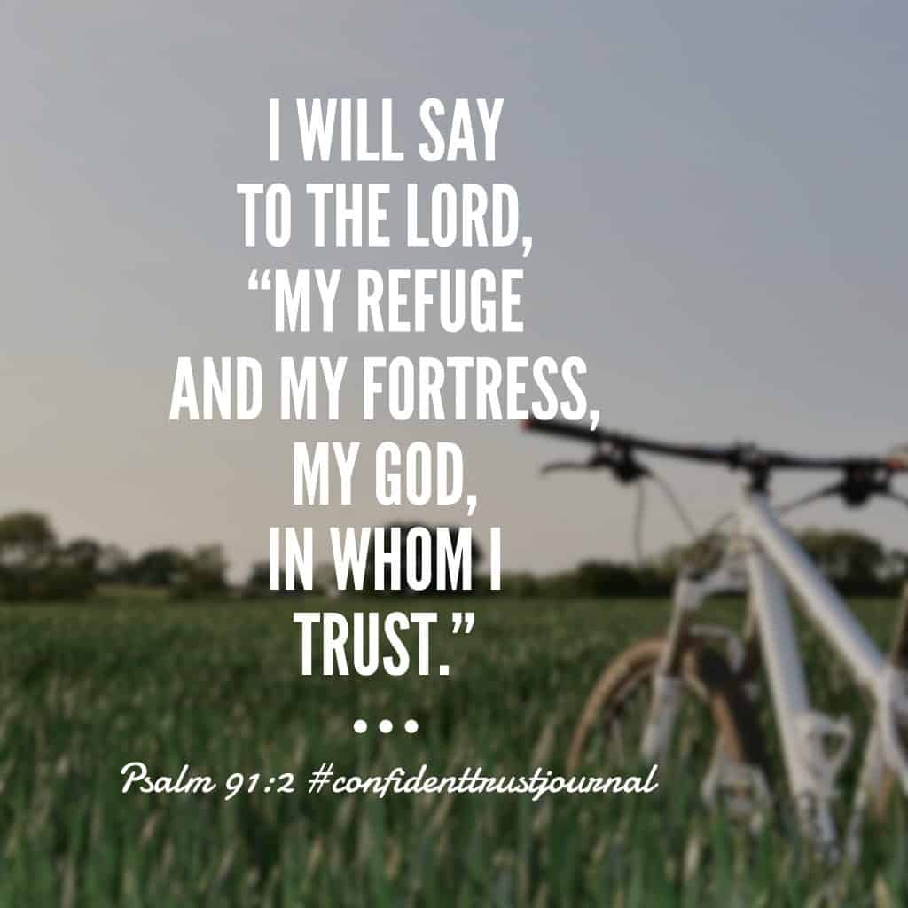 "When was the last time you told God, ""I trust you, Lord."" Without trust, there is no relationship. I've been asking myself: What am I gripping on my own when I should be giving it to God? #confidenttrustjournal #biblereading#biblereadingplan"