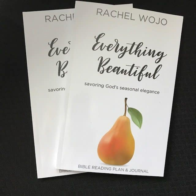 """True beauty can be hard to find in this world if we haven't cultivated our eyes to see it! What if we focused on seeing the beauty of every day, no matter the season we are in? Join us in the#everythingbeautiful#biblereadingplantoday! You'll find the free printable on the blog. He has made everything beautiful """"in its time."""" Ecclesiastes 3:11 I'm so excited to become a strong """"beauty noticer"""" through this 31 day#biblereadingplan! Day 1"""