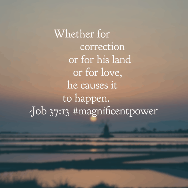 God's sovereign power is above our comprehension. We look at situations and circumstances, not understanding his purposes. But when things seem out of control? God is always in control! Have a wonderful Wednesday resting in the fact that God is BIGGER than anything you face today! #magnificentpower #godisbiggerjournal #biblereadingplan #biblereading