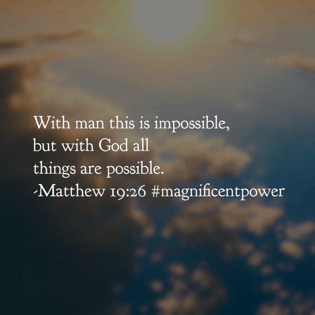That thing that's too big for you? Too much? Too difficult? Too costly? Oh, he's got it. Nothing is impossible for our God!! Have a wonderful Wednesday remembering that! #magnificentpower #biblereadingplan #biblereading #godisbiggerjournal