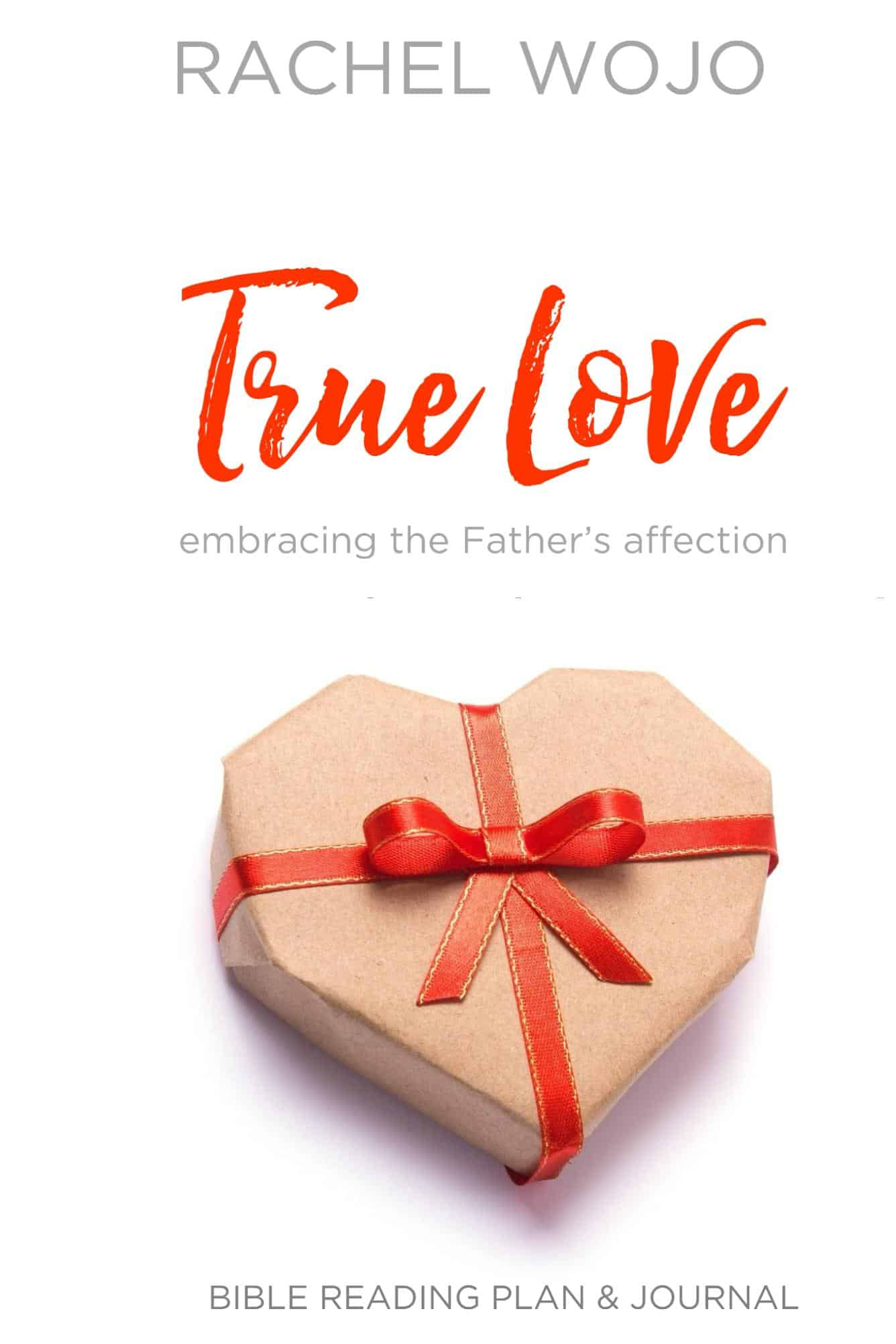 True Love Bible Reading Plan and journal