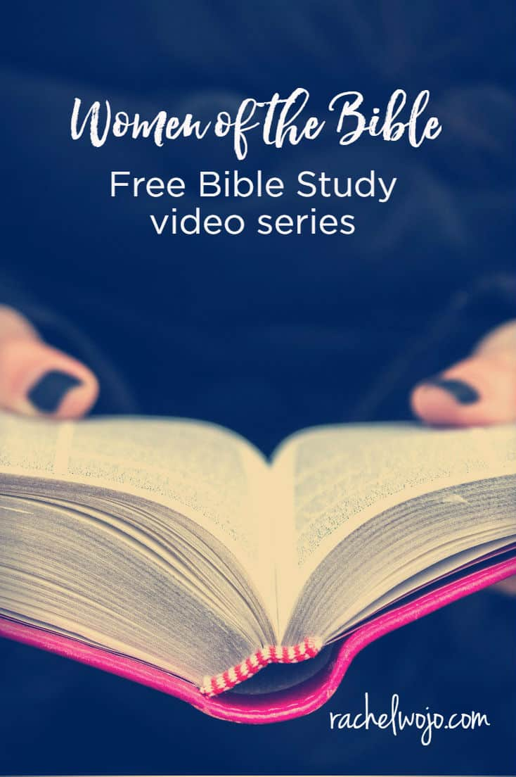 Women of the Bible: FREE Bible study video series! Week 1, Lydia!