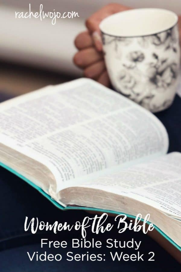 Women of the Bible Video Series: Deborah