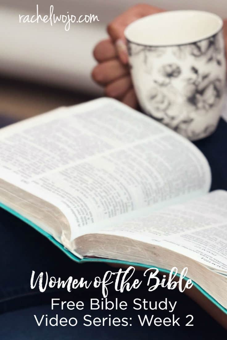 Welcome to the Women of the Bible video series: Deborah!! Each video in this 6 week series lasts 15 minutes and covers one woman of the Bible to whom we can relate today. Below is a transcription of the video. Enjoy!