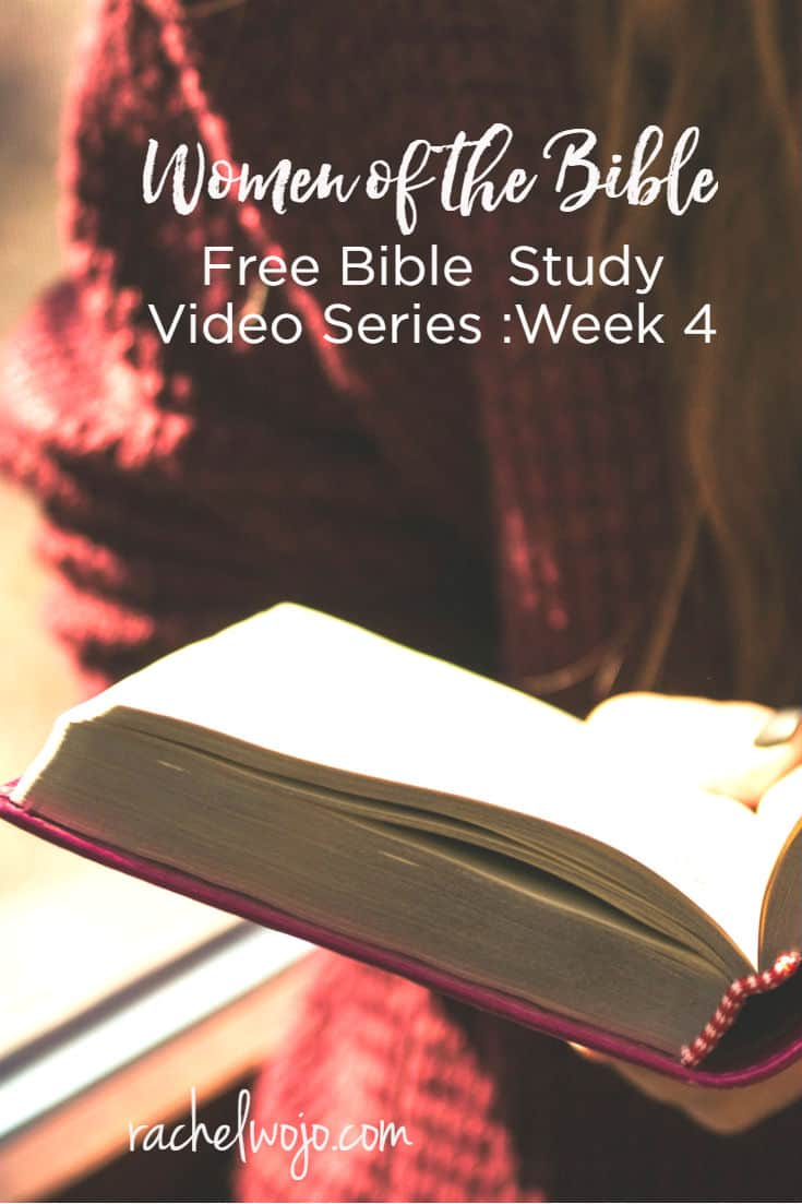 Welcome to the Women of the Bible video series: Elizabeth. Each video in this 6 week series lasts 15 minutes and covers one woman of the Bible to whom we can relate today. Below is a transcription of the video. Enjoy!