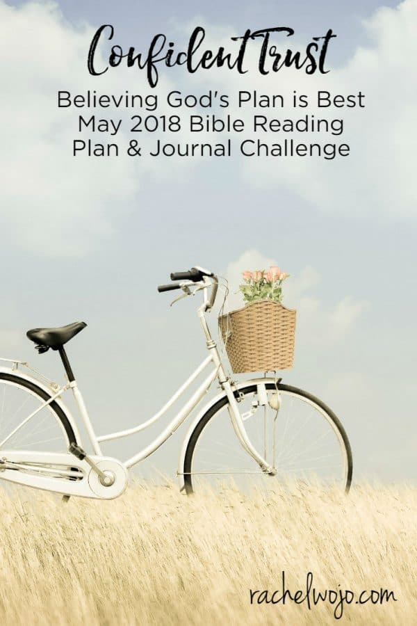 May 2018 Bible Reading Plan and Journal Challenge