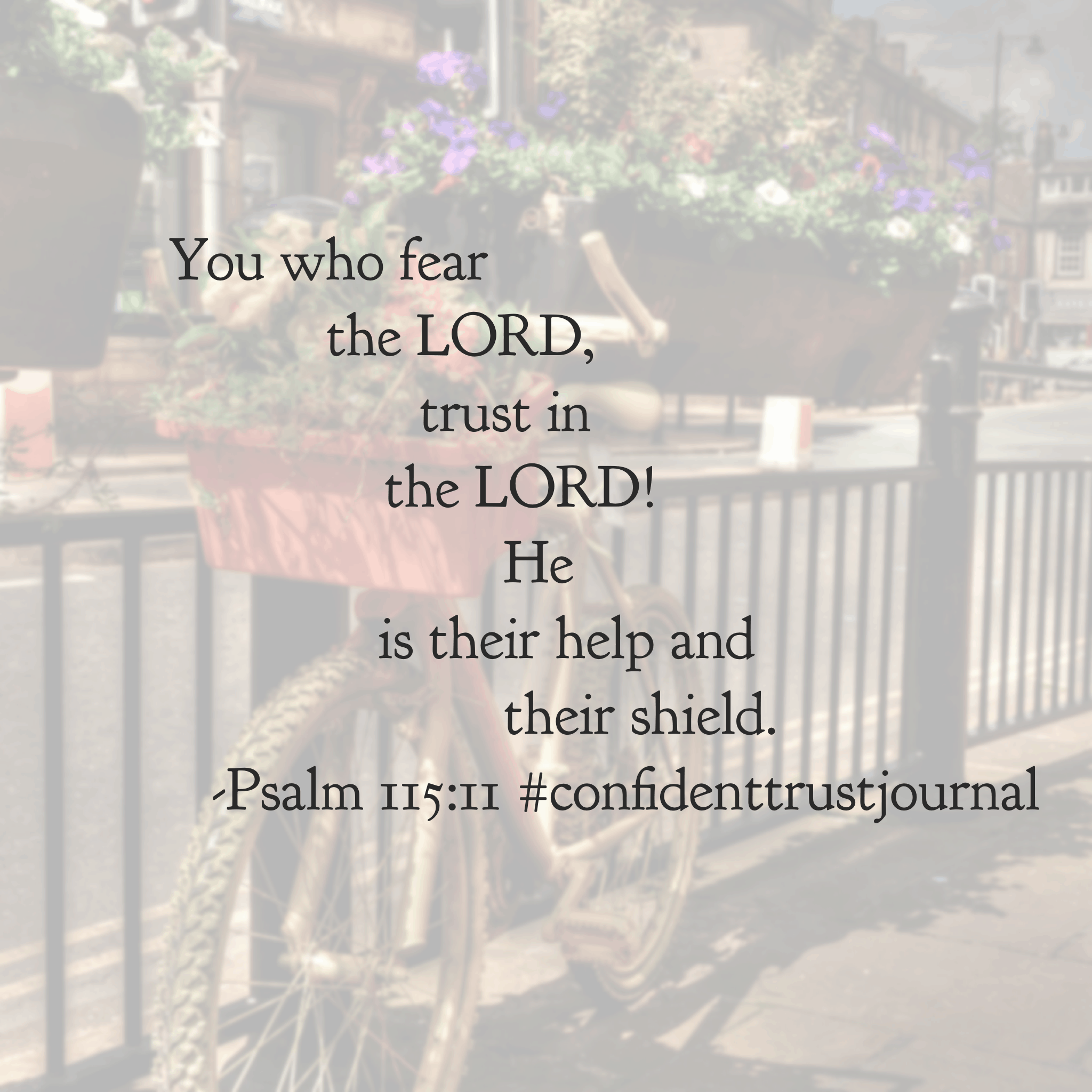 Happy Sunday! God is worthy of our trust and love; let's worship Him today.#confidenttrustjournal#biblereadingplan