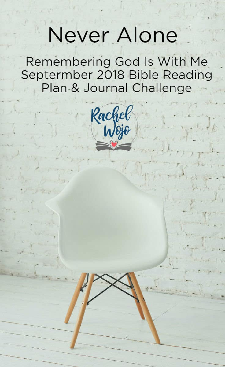 Welcome to the September 2018 Bible reading plan and journal challenge! If this is your first time here, then I'm so glad to have you! Each month I host a monthly Bible reading plan and journal challenge to help our community enjoy reading God's Word together and encourage our hearts to be faithful to Him.  Together, our community have completed over 25 Bible reading challenges, including annual reading challenges and monthly reading challenges. I've developed all sorts of strategies to help us continue to stay in God's word faithfully and there is nothing like this monthly system we are doing together.