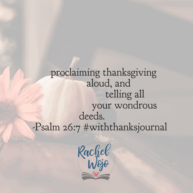 Father, this morning my heart is full of thanks for your blessings. Thank you for loving me, for saving me, for the promise of eternal life! #withthanksjournal#biblereadingplan