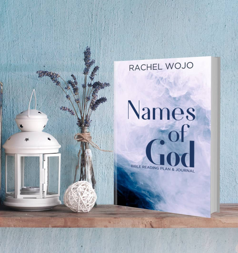 Names of God Bible Reading Plan and Journal
