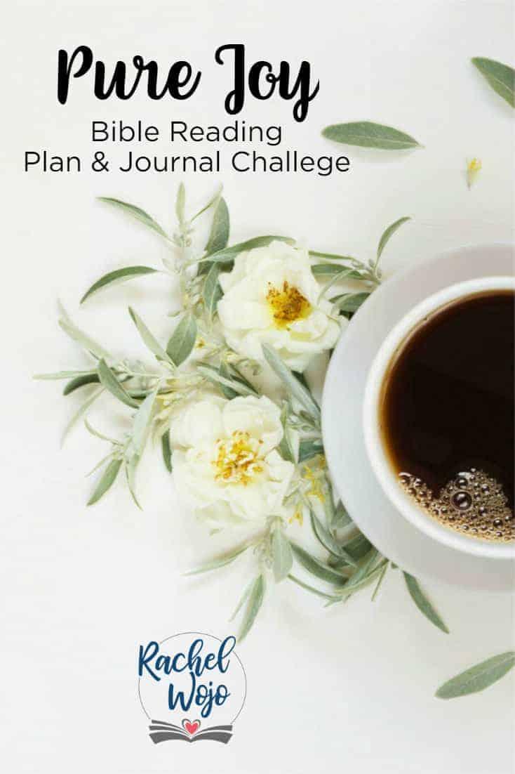 Pure Joy Bible Reading Plan & Journal Challenge