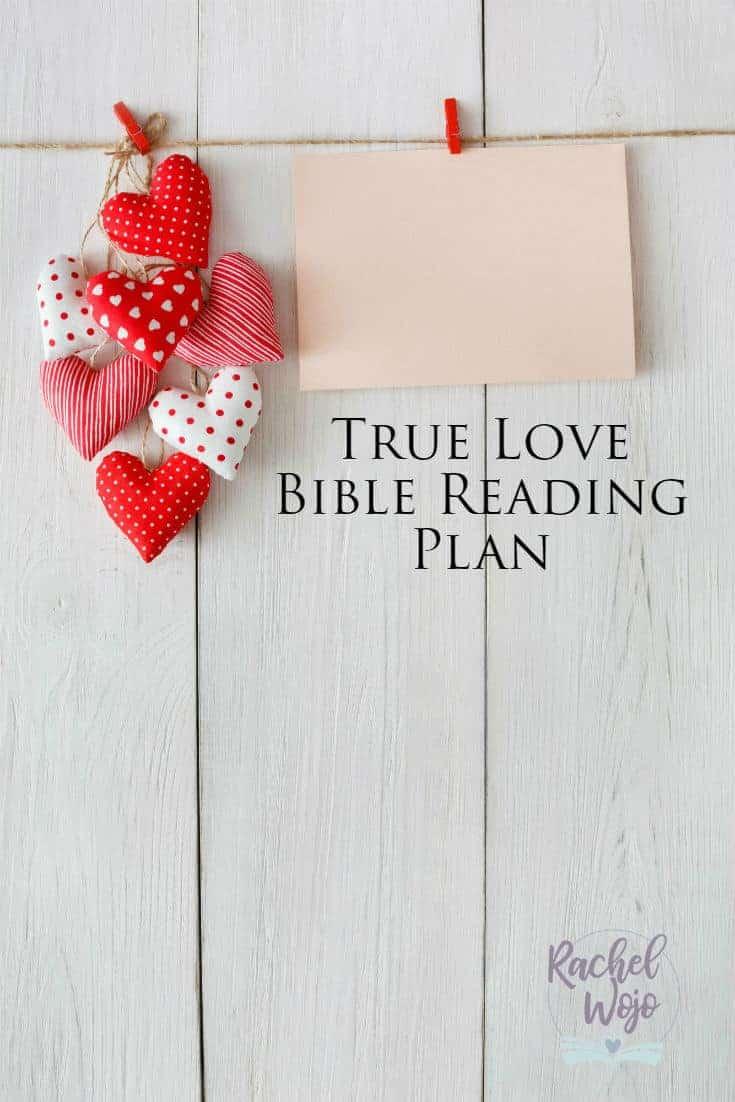 True Love Bible Reading Plan