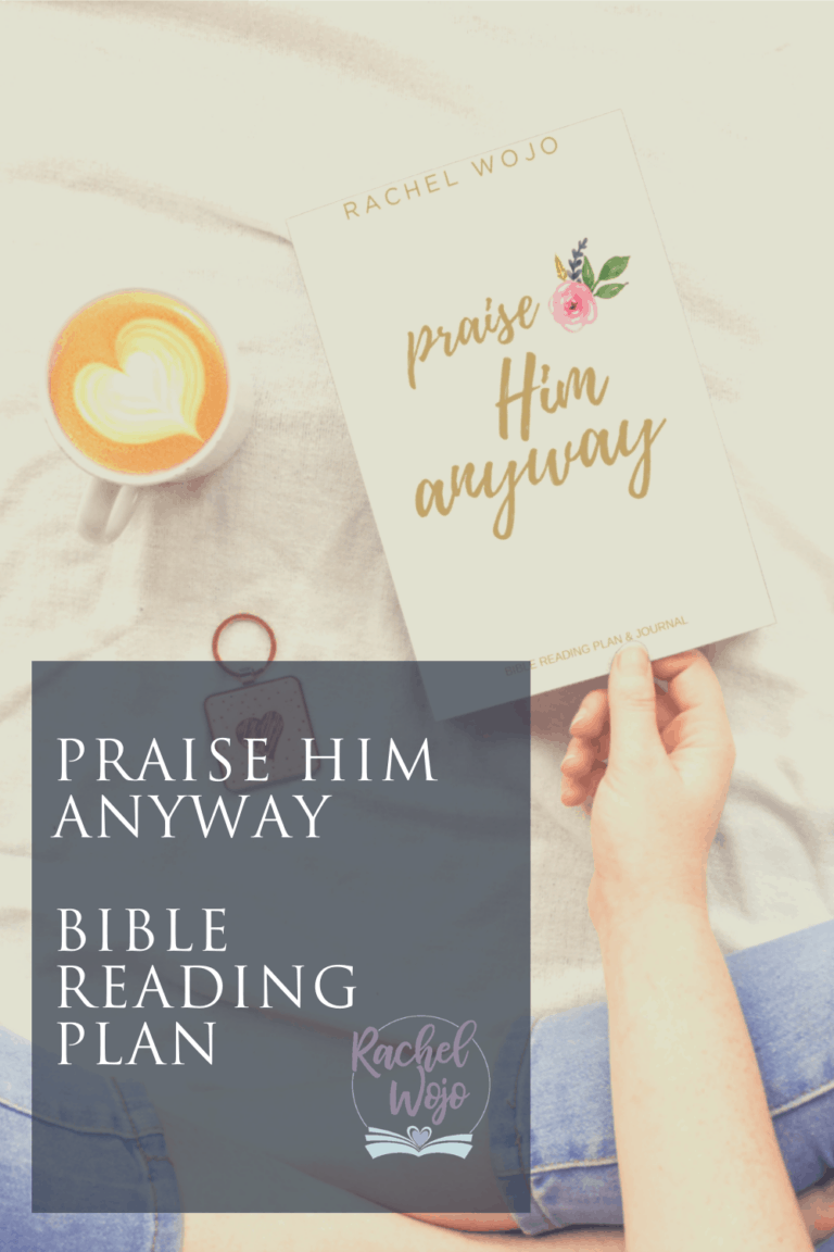 Praise Him Anyway Bible Reading Plan