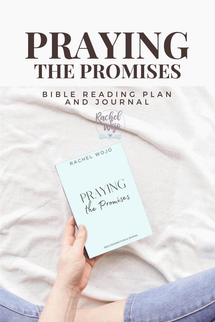 Praying God's Promises Bible Reading Plan