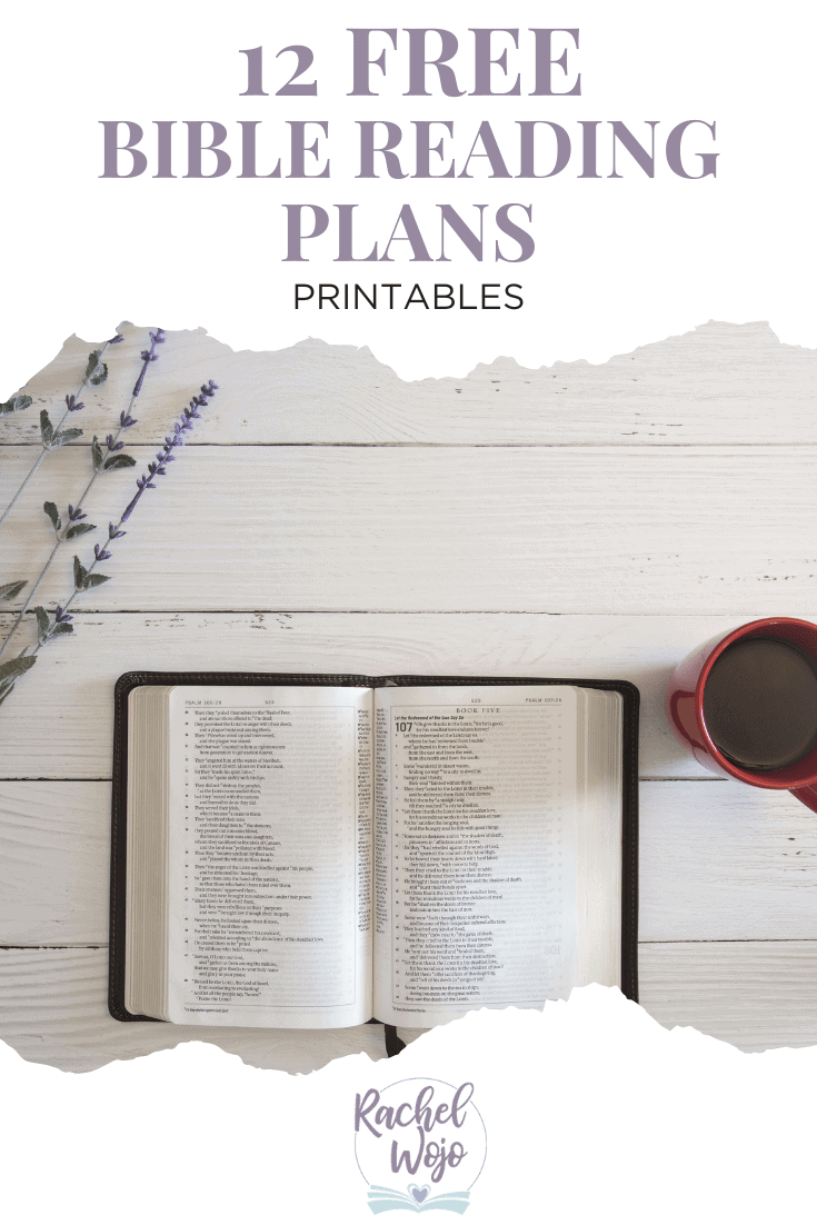 12 Free Bible Reading Plans Anyone Can Use