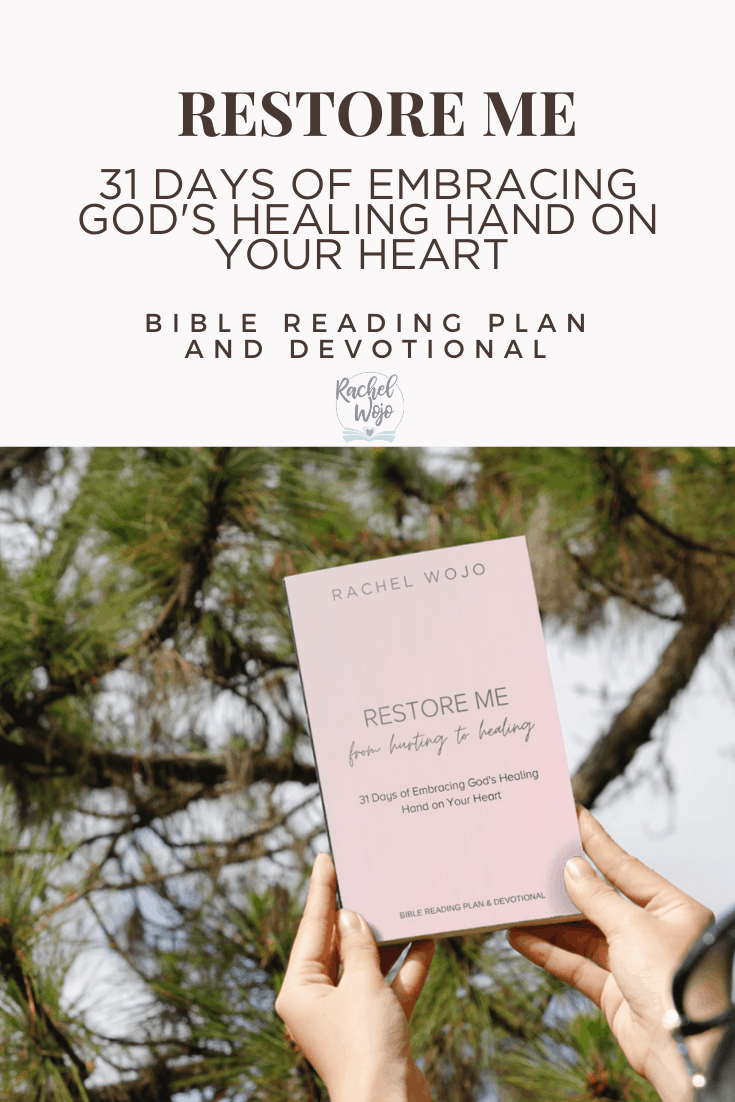 Restore Me: From Hurting to Healing Bible Reading Plan & Devotional