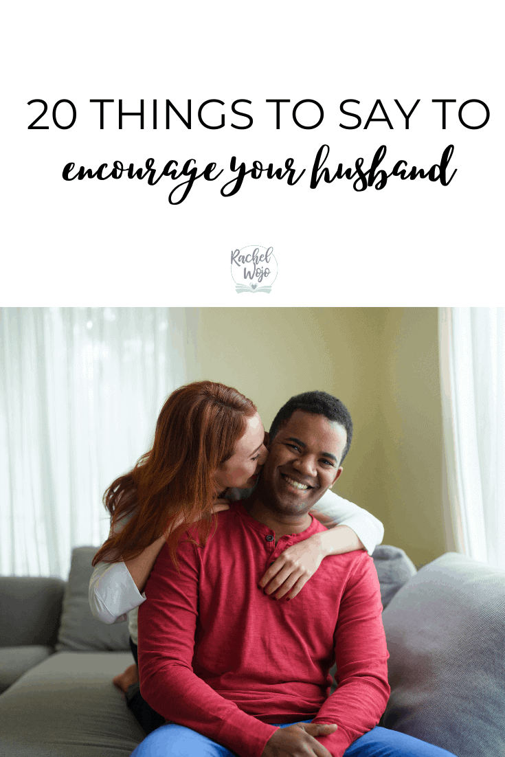 To say things romantic your husband to 100 Positive