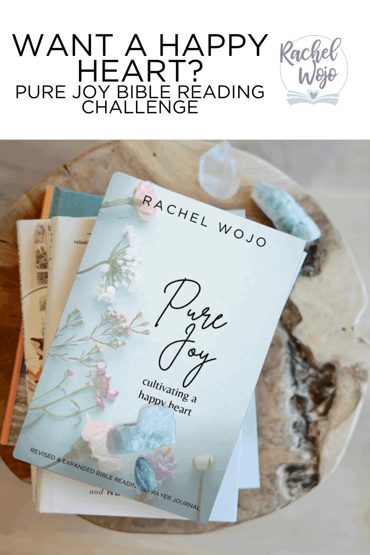 Pure Joy Bible Reading Challenge 2021