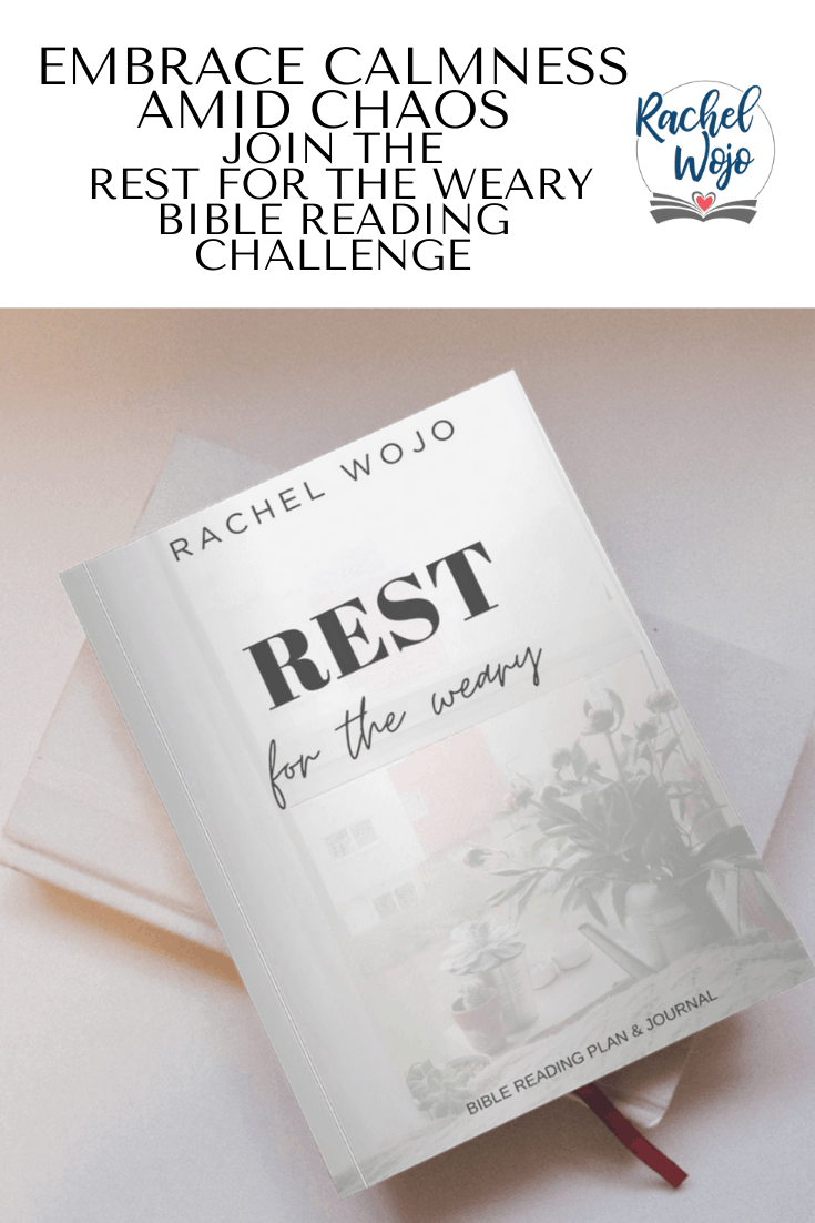 Rest for the Weary Bible Reading Challenge