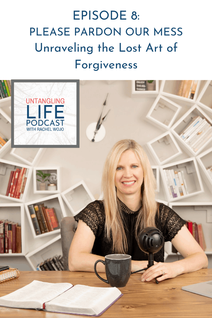 unraveling the lost art of forgiveness