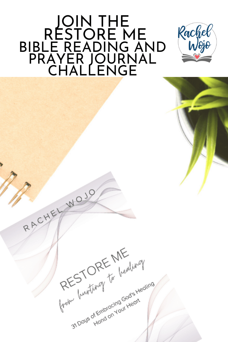 Restore Me From Hurting to Healing Bible Reading Challenge 2021