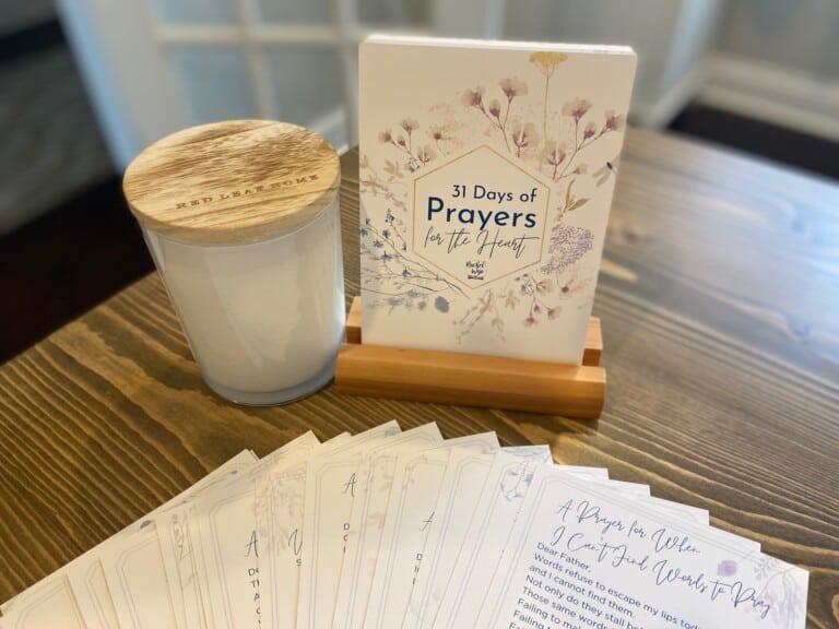 A Prayer for When I Am Afraid